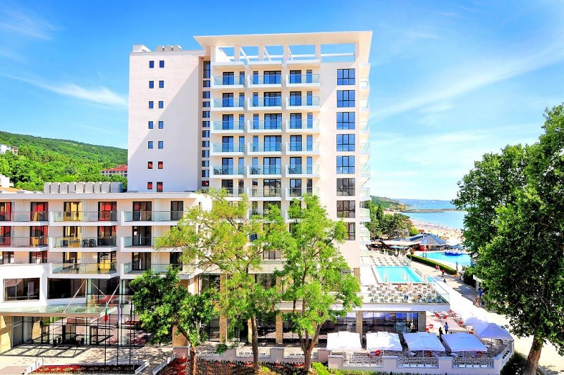 Grifid Hotels Metropol *****, Bulharsko