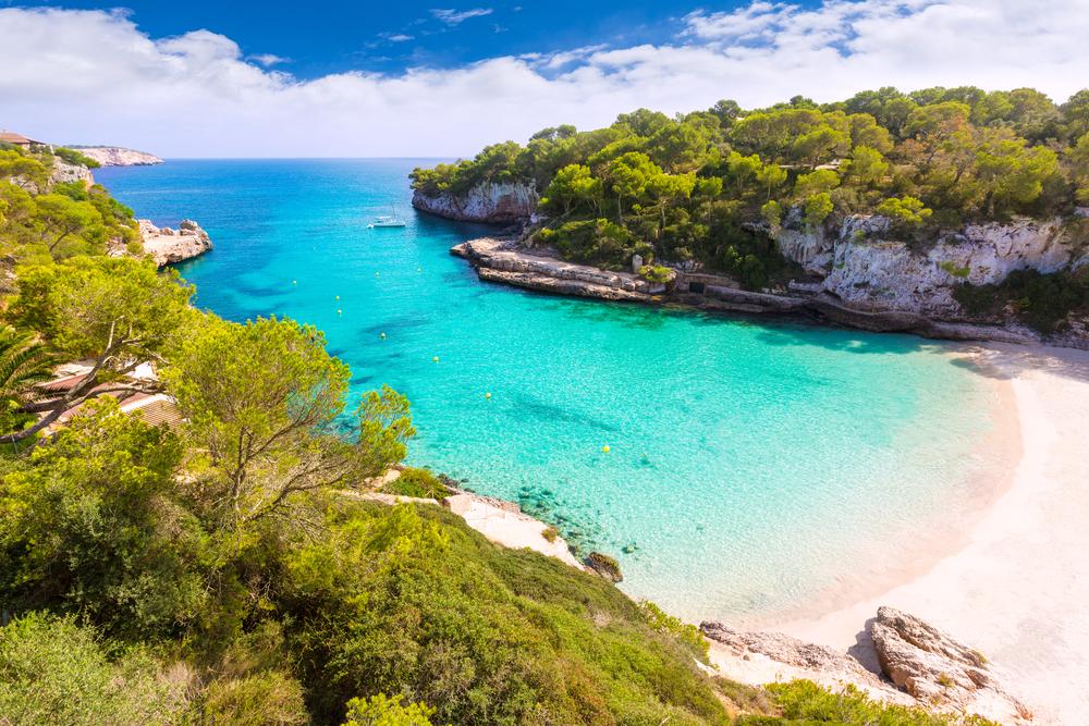 Mallorca, Španělsko