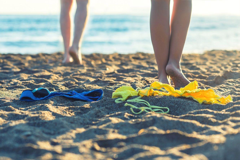 Nudistické pláže a resorty