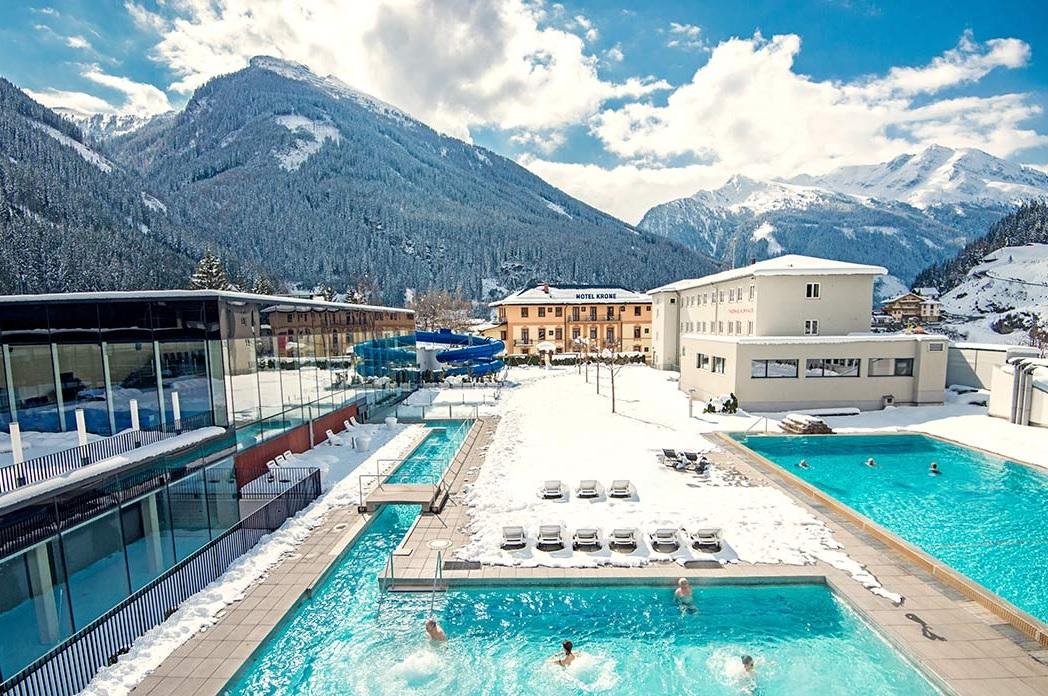 Rakouské lázně