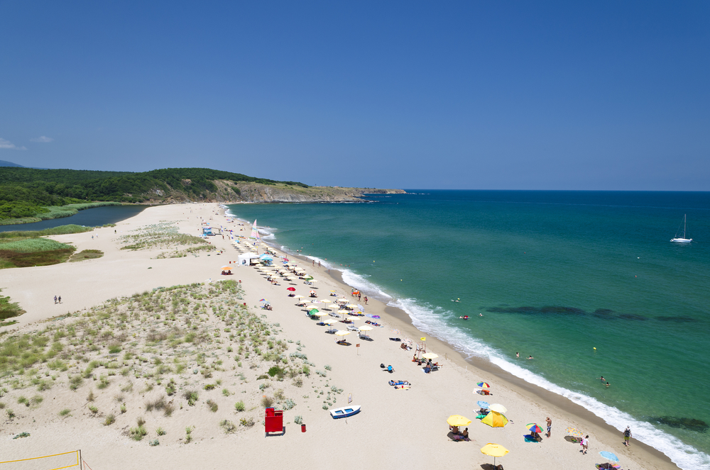 Primorsko, Bulharsko