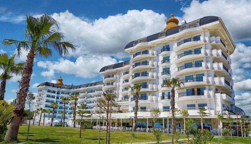 Hotel Heaven Beach *****, Turecko