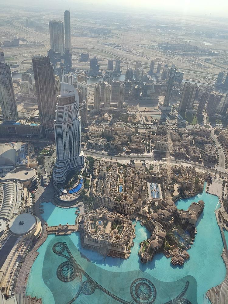 Burj Khalifa - prohlídka