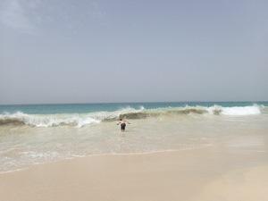 Pláž Sal