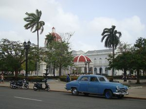Městečko Cienfuegos