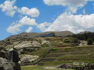 Incká pevnost Sacsayhuaman