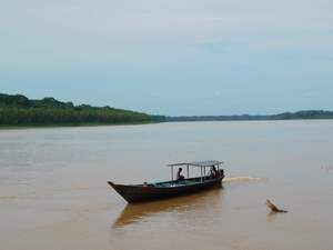 Řeka Madre de Dios