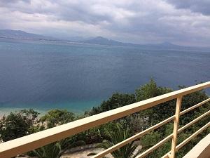 Hotel Pappas Loutraki, pobřeží Attiky