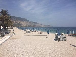 Hotel Kinetta Beach, pobřeží Attiky