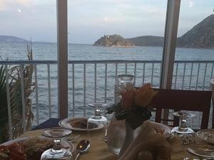 Hotel Tolo, pobřeží Attiky