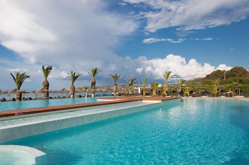 Hotel Sentido Ixian Grand ****, Řecko