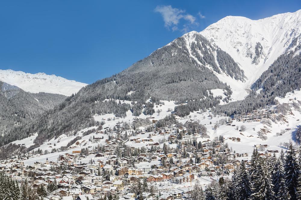 Davos / Klosters, Švýcarsko