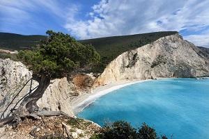 Pláž Porto Katsiki, Lefkada