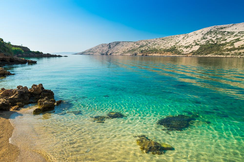 Ostrov Rab, Chorvatsko